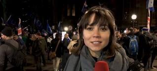 Abgelehnter Brexit-Deal: Gegner und Befürworter in Wut auf May vereint