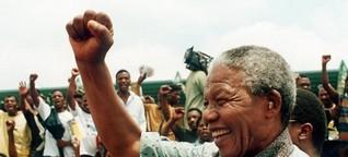 Nelson Mandela im Rückblick - Gallionsfigur und skeptisch betrachtete Ikone