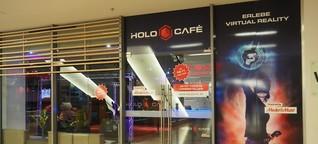 Holocafé: Cappuccino und VR für Vier, bitte! - Golem.de