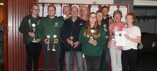 Pokal- und Preisschießen in Osdorf: Revensdorfer räumen mächtig ab