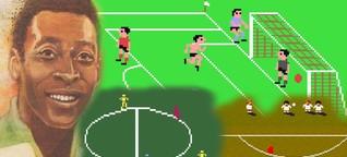 Die Geschichte der Fußballspiele - Teil 1: Hand und Fuß - GameStar