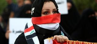 Bewegung im Irak: Die Jugend revoltiert mit dem Fahrrad