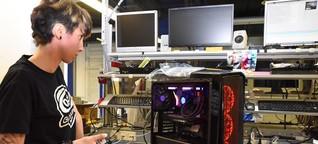 Power in die Kiste - so entsteht ein Gaming-PC bei One.de! - COMPUTER BILD