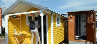 Finanzausschuss Dänischenhagen : Drei Mobilheime sollen bleiben