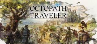"""Test: """"Octopath Traveler"""" ist ein nahezu makelloses Retro-Epos - WELT"""