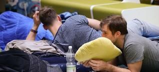 Polnische Assistenzärzte im Hungerstreik: Arbeiten bis zum Umfallen
