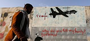 Deutschland und der Drohnenkrieg