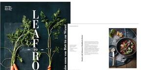 Leaf To Root - Gemüse essen vom Blatt bis zur Wurzel