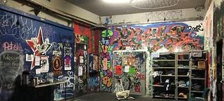 Das Potse-Punkhaus geht in die Knie