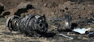 Absturz in Äthiopien: Boeing gerät unter Druck