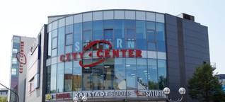 Rewe schließt Filiale: Was passiert noch im City Center?