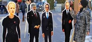 Ukraine-Wahl: Die Abkehr der Unzufriedenen