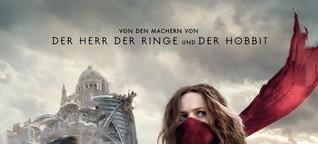 Die Filmstarts-Kritik zu Mortal Engines: Krieg der Städte