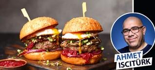 KOLUMNE: 'Scheiß-Burger für Scheißbürger' - Ahmet Iscitürk über den Burger-Hype in Deutschland