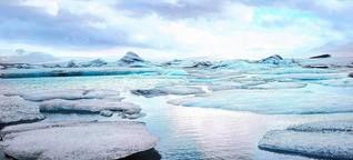 Ruß lässt Gletscher schneller schmelzen
