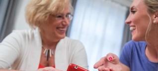 Wir bleiben in Kontakt - Soziale Netzwerke für Senioren