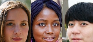 Browser-Tool: Jetzt kann jeder täuschend echte KI-Gesichter erschaffen