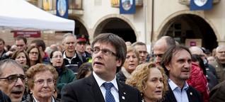 Bei den Puigdemonts (2017)