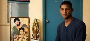Training (2018) Los Sin Voz  - Migration in Mexio