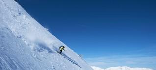 Skitouren: Geheimtipps rund um Imst (ALPIN,1/2019)