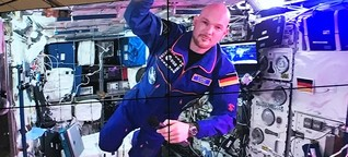 Alexander Gerst auf der ISS: Houston, wir haben ein Problem!