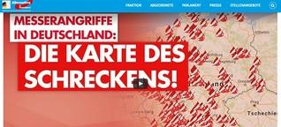 """AfD-Fraktion: Falsche Belege für """"Messereinwanderung"""""""