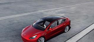 Tesla // Phänomenale Aktie