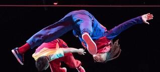 Im Hamburger Bahnhof fliegen jetzt die Breakdancer