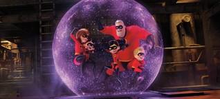 Kritik zu Die Unglaublichen 2 - Familienchaos mit Superkraft