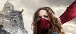 Kritik zu Mortal Engines: London rolling