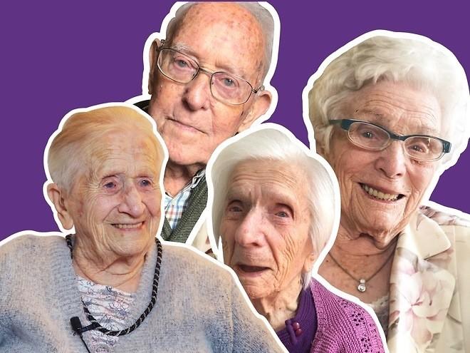 Vierteilige Doku: Die Geheimnisse der 100-Jährigen