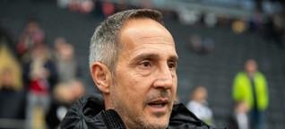 Rekord in Aussicht - Eintracht Frankfurt vor dem Spiel gegen Lissabon