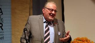 Ludwig Rechenmacher erhält Brückenbauerpreis
