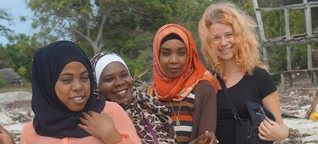 A lesson in emancipation from Zanzibar's women journalists