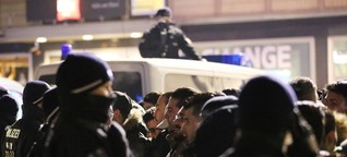 """""""Es kam schon vor, dass sich Polizisten entschuldigten"""""""