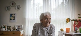 "Tag der älteren Menschen: ""Immer positiv denken"""
