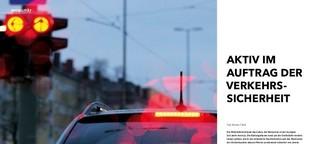 Aktiv im Auftrag der Verkehrssicherheit