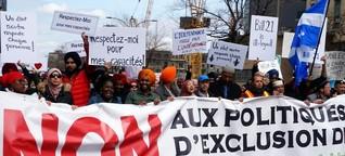Québec provoziert mit Laizitätsgesetz