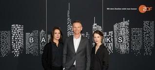 """Am Drehset zu """"Bad Banks"""" - So viel Realität steckt in der ZDF-Serie"""