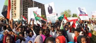 """Exilaktivist über Umsturz im Sudan: """"Die Entwicklung ist dramatisch"""""""