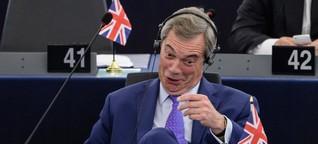 """Brexit-Debatte: """"Wir wollen keine Revanche"""""""