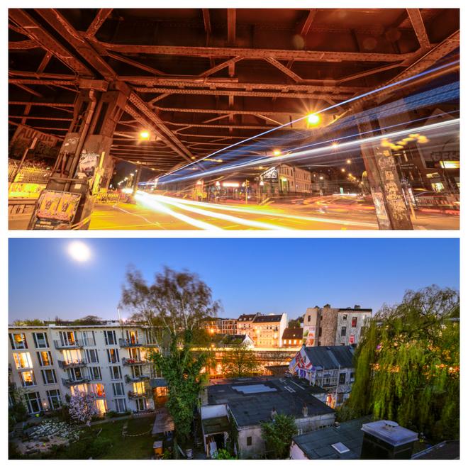Sternbrücke, Folge 1