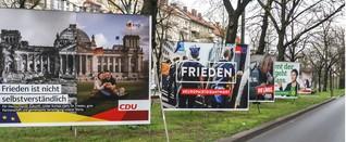 La Germania verso le europee