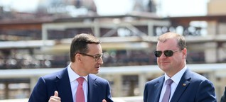 EU-Mitglied Litauen droht eine reine Männer-Regierung