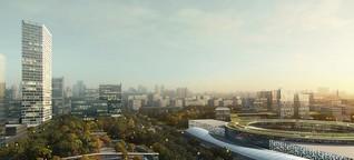New Clark City: Philippinen planen grüne Stadt | Edison