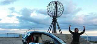 Mit dem Renault Twizy zum Nordkap | Edison