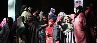 Frauen in Indien: Damenwahl