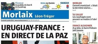 Uruguay - France : en direct de La Paz