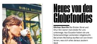 Neues von den Globefoodies
