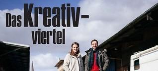 Kreativviertel Oberhafen